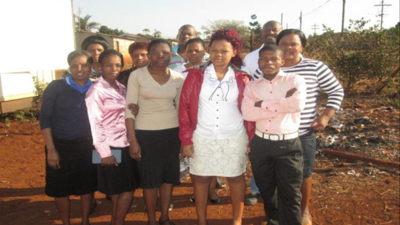 Spendenrap: 150 Sozialarbeiter erfolgreich geschult