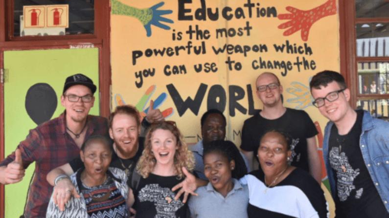 Go Ahead! vor Ort in Südafrika: Study Tour 2017