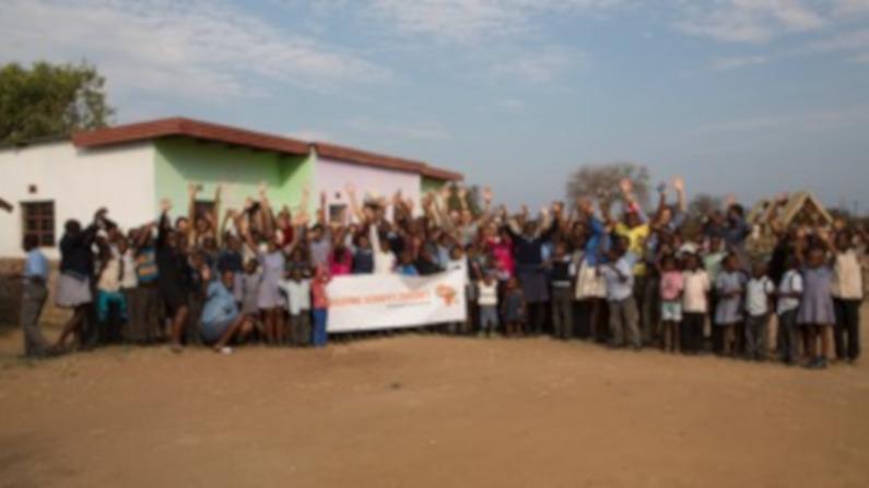 GGS Brühl-Badorf unterstützt Go Ahead! beim diesjährigen Spendenlauf