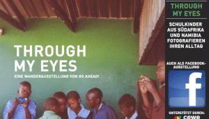 Plakat Through My Eyes