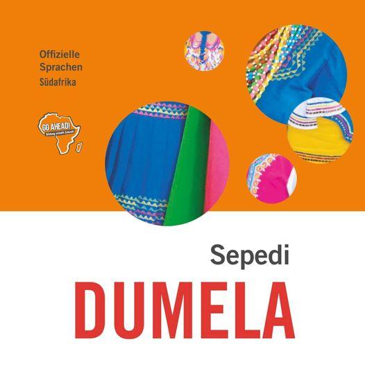 Hallo in Sepedi Dumela