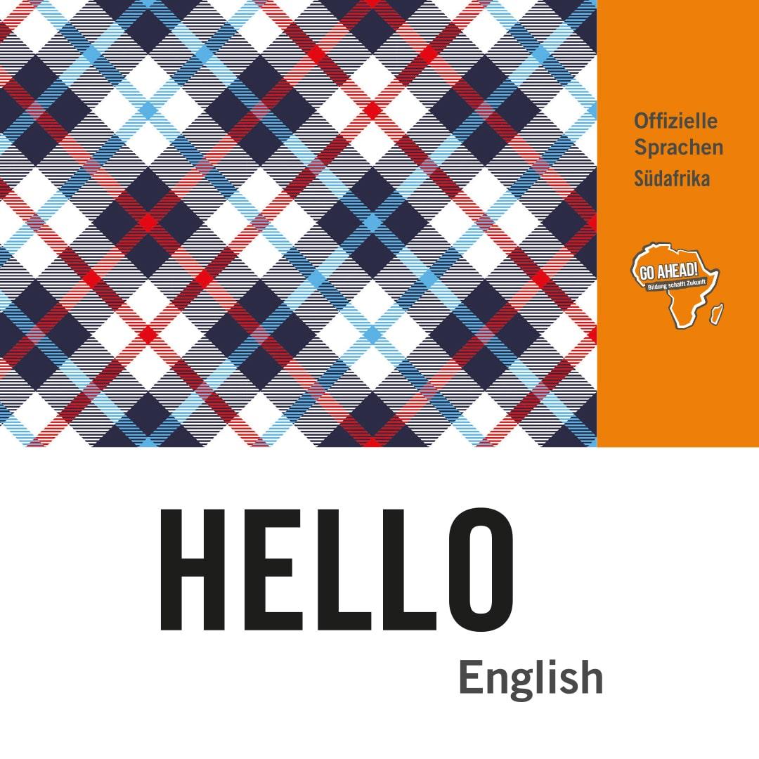 Hallo in English Hello