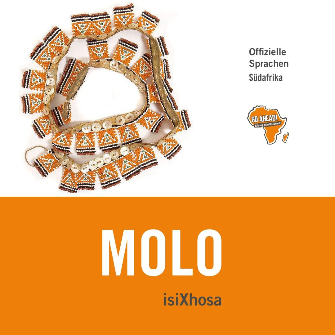 Hallo in isiXhosa Molo