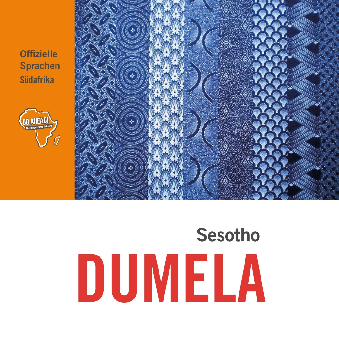 Hallo in Sesotho Dumela