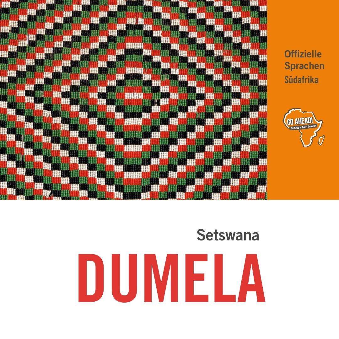 Hallo in Setswana Dumela