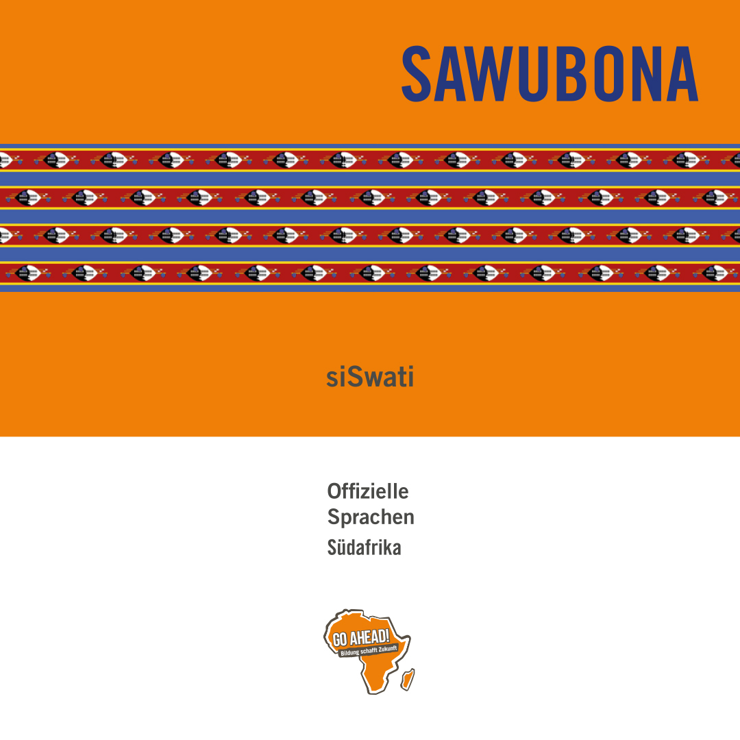 Hallo in siSwati Sawubona