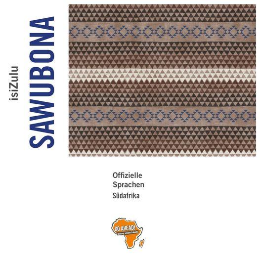 Hallo in isiZulu Sawubona
